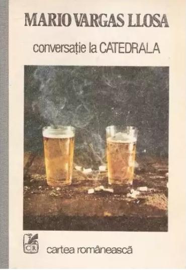 512. Llosa Conversatie la catedrala