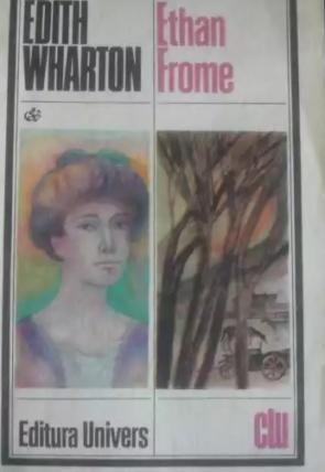 Wdith Wharton - Etan Fromme