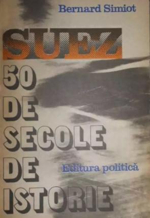 Bernard Simiot - Suez