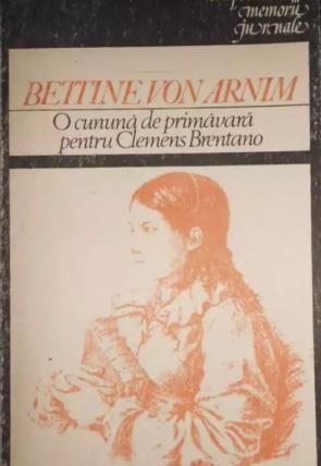 Scrisori Clemens Brentano